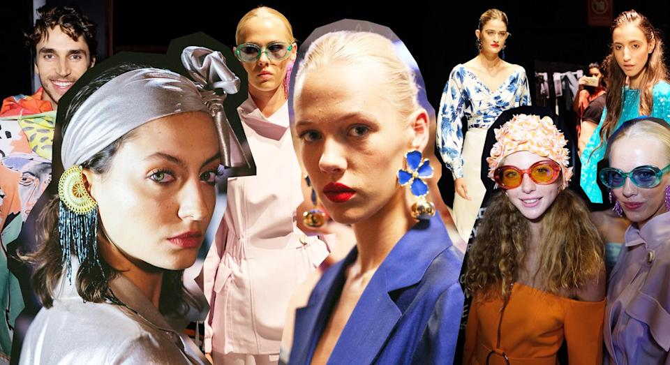 A range of designers at Mercedes-Benz Fashion Week Istanbul.