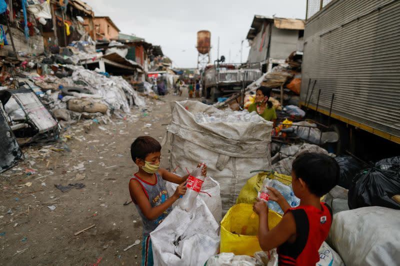 The Plastic Pandemic in the Philippines