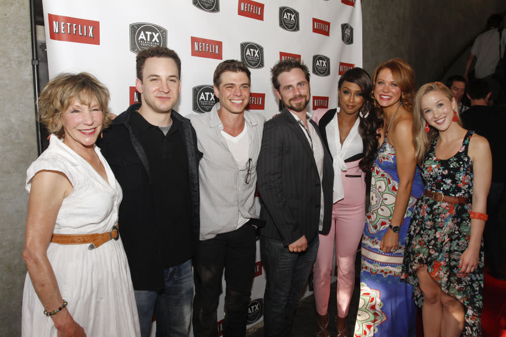 "The cast of ""Boy Meets World"" attends the ATX Television Festival on Thursday, June 6, 2013 in Austin, Texas."
