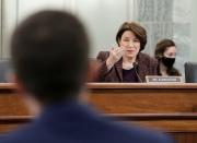 U.S. Senate panel holds hearing for transportation nominee