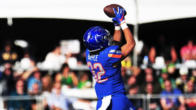 Boise State transfer, Portland-native Jordan Happle commits to Oregon