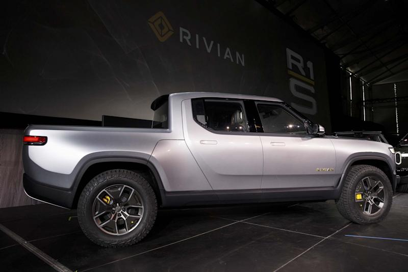 Electric vehicle startup Rivian gets US$1.3 bln in new funding