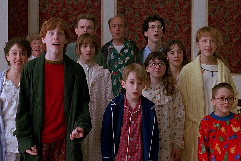 Step Sister Brother Home Alone