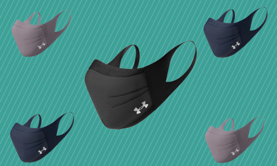 ¿La mascarilla más vendida de Amazon? Sportmask de Under Armour; y está en oferta