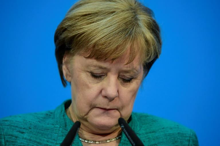 Merkel is often described as Europe's most powerful woman