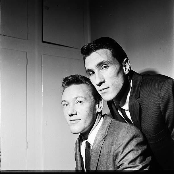 """<p>Bobby Hatfield of The Variations and Bill Medley of The Paramours started out as teenaged singers in nightclubs in Orange County, California. They incorporated their groups in the early 60s, and their soulful sound caught on instantly: Legend has it they earned their new name when an audience member yelled out, """"That's righteous, brothers!"""" Their runaway hit in 1965 was """"<a href=""""https://www.amazon.com/Youve-Lost-That-Lovin-Feelin/dp/B001NSP4SQ/?tag=syn-yahoo-20&ascsubtag=%5Bartid%7C10055.g.33861456%5Bsrc%7Cyahoo-us"""" rel=""""nofollow noopener"""" target=""""_blank"""" data-ylk=""""slk:You've Lost That Lovin' Feeling"""" class=""""link rapid-noclick-resp"""">You've Lost That Lovin' Feeling</a>,"""" which showcased their amazing range. """"<a href=""""https://www.amazon.com/Unchained-Melody-Single-Version/dp/B0727LVB6H/?tag=syn-yahoo-20&ascsubtag=%5Bartid%7C10055.g.33861456%5Bsrc%7Cyahoo-us"""" rel=""""nofollow noopener"""" target=""""_blank"""" data-ylk=""""slk:Unchained Melody"""" class=""""link rapid-noclick-resp"""">Unchained Melody</a>"""" followed that same year, and the song also became a hit and earned a Grammy nomination 25 years later when it appeared in the movie <a href=""""https://www.amazon.com/Ghost-Patrick-Swayze/dp/B000N5F6PG/?tag=syn-yahoo-20&ascsubtag=%5Bartid%7C10055.g.33861456%5Bsrc%7Cyahoo-us"""" rel=""""nofollow noopener"""" target=""""_blank"""" data-ylk=""""slk:Ghost"""" class=""""link rapid-noclick-resp"""">Ghost </a>in 1990.</p>"""