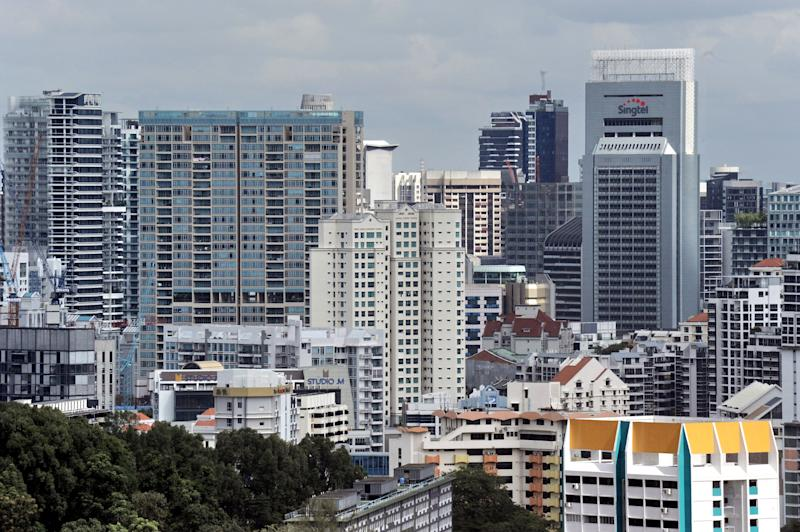 Singapore holds land supply for private homes steady for 1H2020