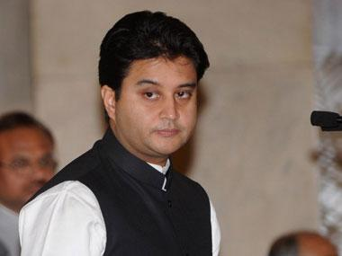 Jyotiraditya Scindia says Madhya Pradesh 'farm loans not waived in totality', claims only loans upto Rs 50,000 cancelled so far