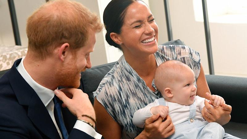 Meghan Markle and Prince Harry's Newest Nickname for Archie Is Halloween-Appropriate