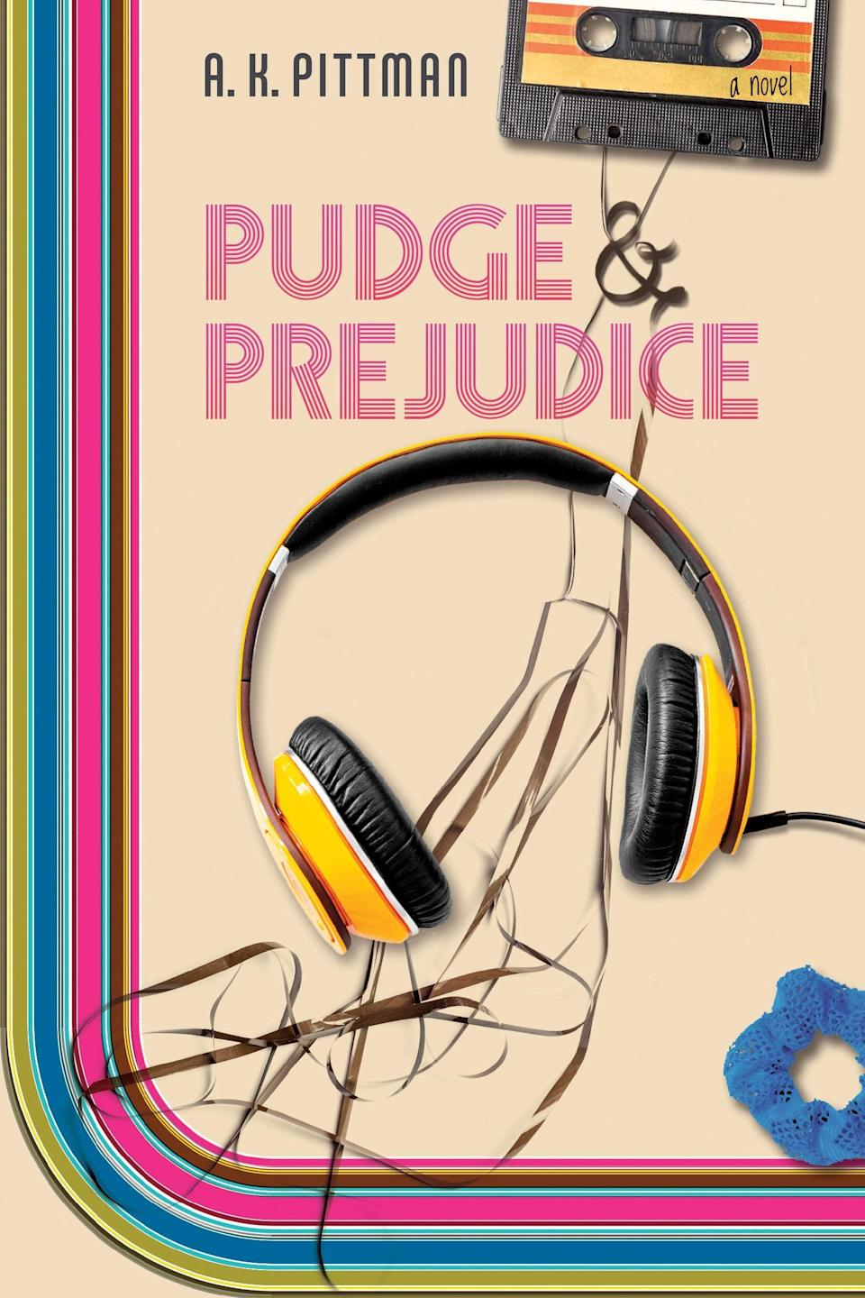 <p>Set in 1984 Texas, <span><strong>Pudge and Prejudice</strong></span> by A.K. Pittman is a body positive YA retelling of Jane Austen's <strong>Pride and Prejudice</strong>. When Elyse Nebbit struggles to accept her body and fit in at her new school, she finds help in the form of her no-nonsense best friend and the handsome boy she can't help but fall for. </p> <p><em>Out Jan. 12</em></p>