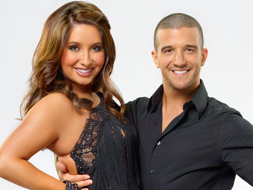 """Bristol Palin will be dancing with Mark Ballas this fall on ABC's """"Dancing With the Stars: All-Stars,"""" premiering September 23."""
