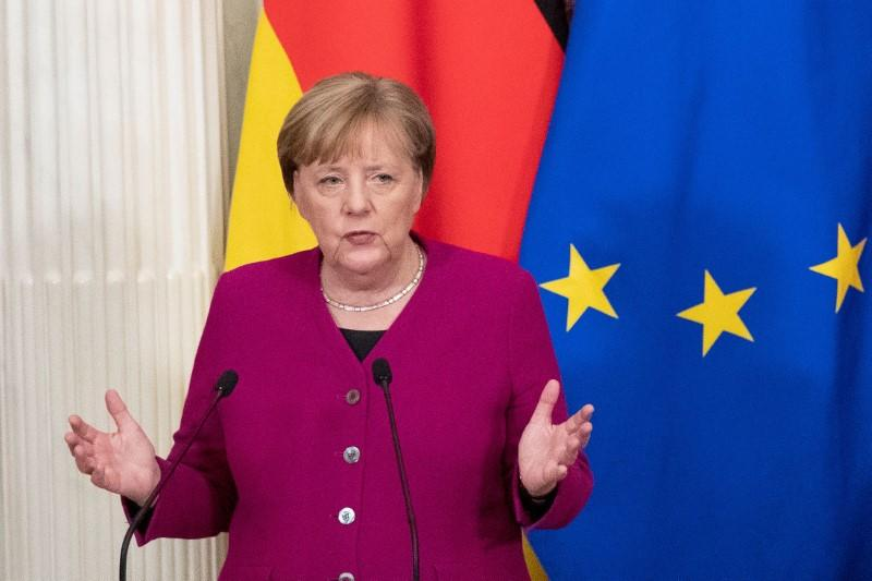 German Chancellor urges all parties to back Iran nuclear deal