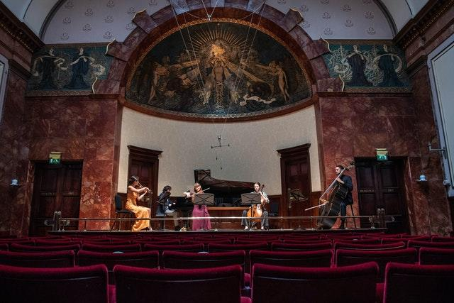 Wigmore Hall reopens