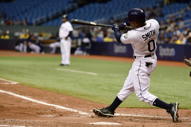 Mallex Smith might take heat from Rays fans after this comment. (Getty Images)