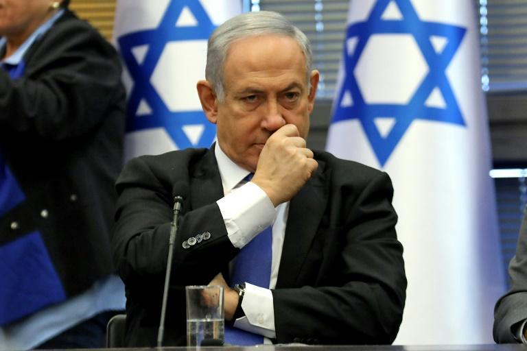 Israel's Netanyahu: security hawk with record term in office