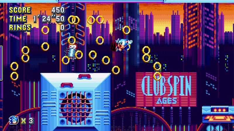 Memory lane: 'Sonic Mania' collector's edition is a huge slice of nostalgia