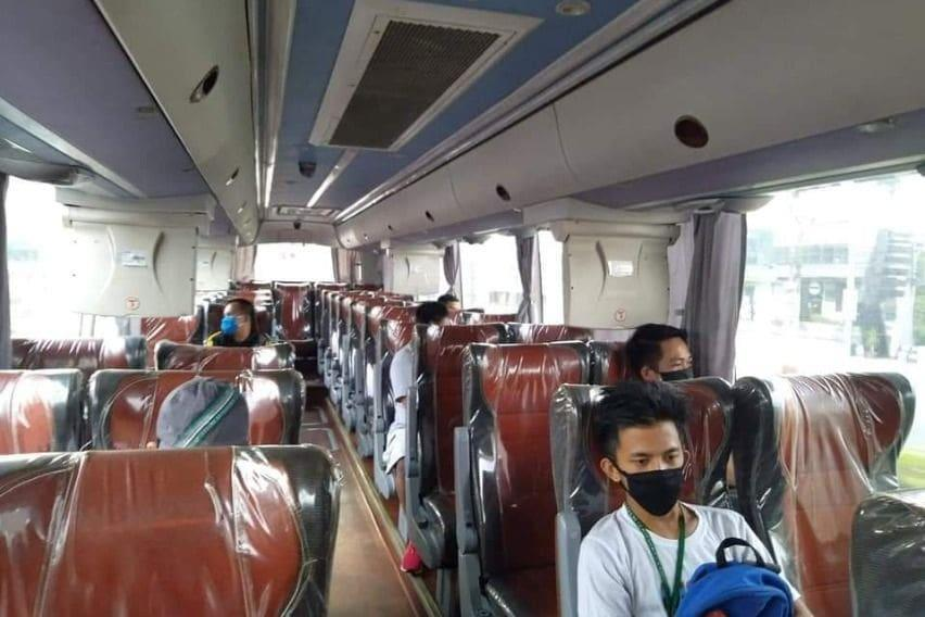 From MMDA FB Bus