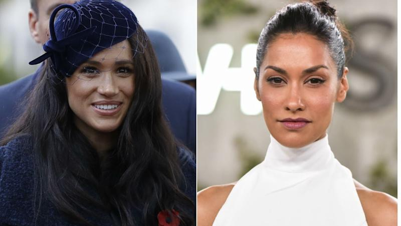 Meghan Markle's Friend Who Took Her Family Christmas Photo Shuts Down Claims It Was Altered