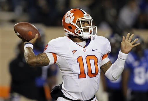Maryland-Clemson Preview