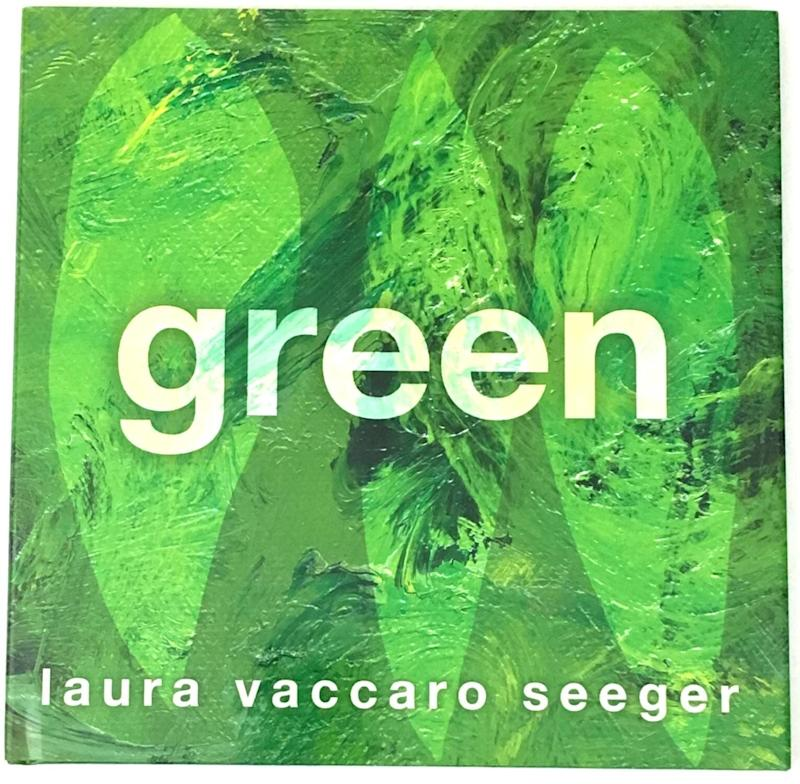 "This Caldecott Honor book is a tribute to the color green and its various shades in our natural world. <i>(Available <a href=""https://www.amazon.com/Green-Laura-Vaccaro-Seeger/dp/1596433973"" target=""_blank"" rel=""noopener noreferrer"">here</a>)</i>"