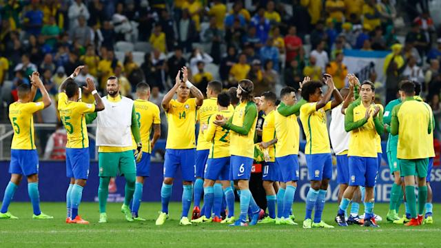 Becoming the first team to qualify for the next World Cup has seen Brazil's stock rise, prompting Willian to sound a note of caution.