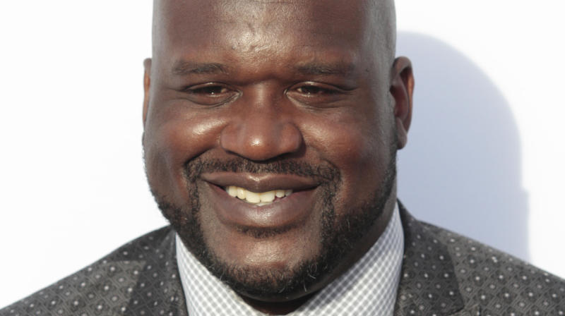 Shaquille O'Neal Asks Parents To Fake Steal Their Kids Candy This Halloween