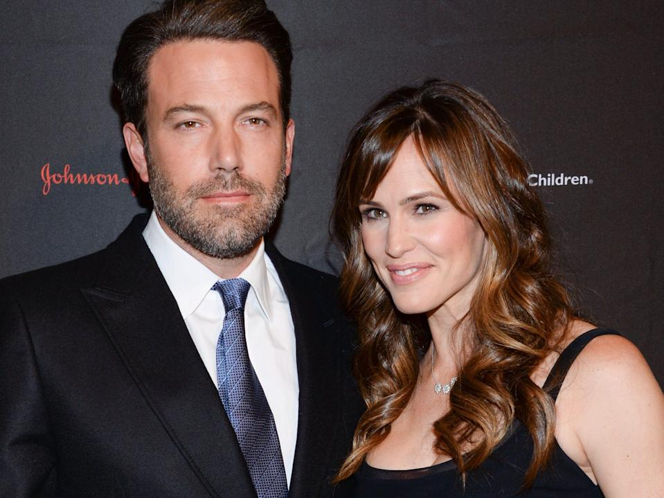 ben affleck and jennifer garner november 2014