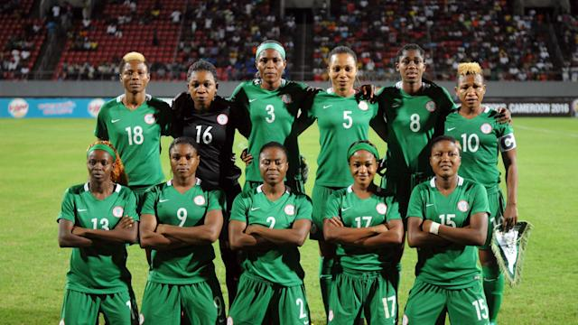 The duo are among the early birds as the reigning African queens get set for Friday's showdown with the Blues on Friday