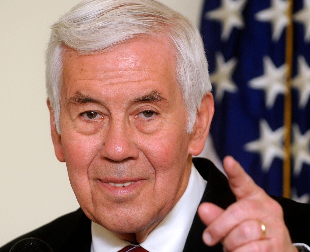 Richard G. Lugar, a six-term senator from Indiana who became one of the foremost voices on U.S. foreign policy, died on April 28, 2019. He was 87.