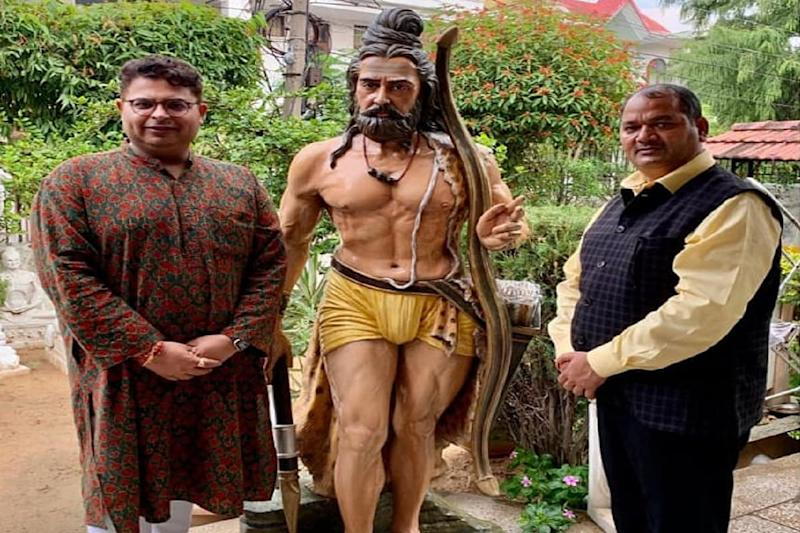 With Eye on Brahmin Votes, Samajwadi Party Plans 108-foot Statue of Lord Parashuram in Lucknow