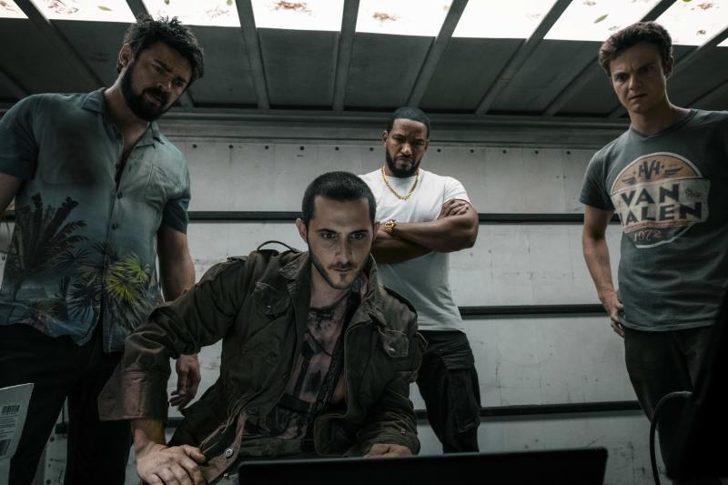 The Boys season 2 gets a blood-soaked first look: 'We're up to our old tricks'