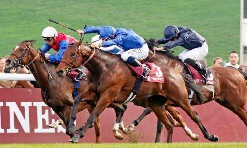 Talking Horses: Victor Ludorum heads field for French Guineas