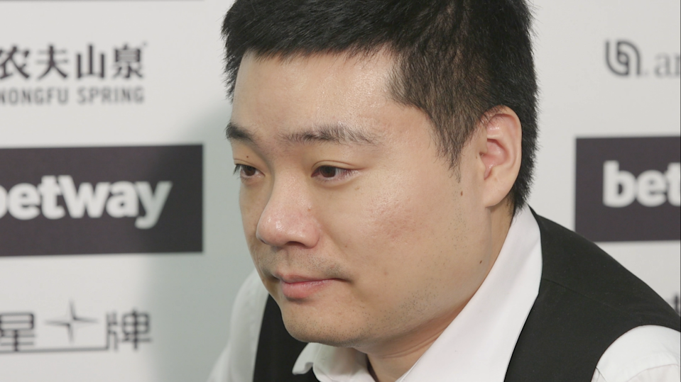 Ding Junhui is a three-time UK Championship winner, having lifted the trophy in 2005, 2009 and 2019