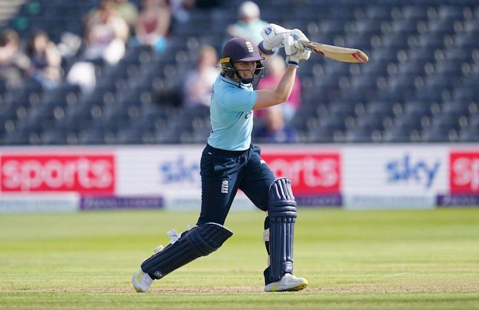 England captain Heather Knight led from the front, striking 89 with the bat and taking two slip catches as the home side took a 1-0 lead in the one day international series against New Zealand (David Davies/PA) (PA Wire)