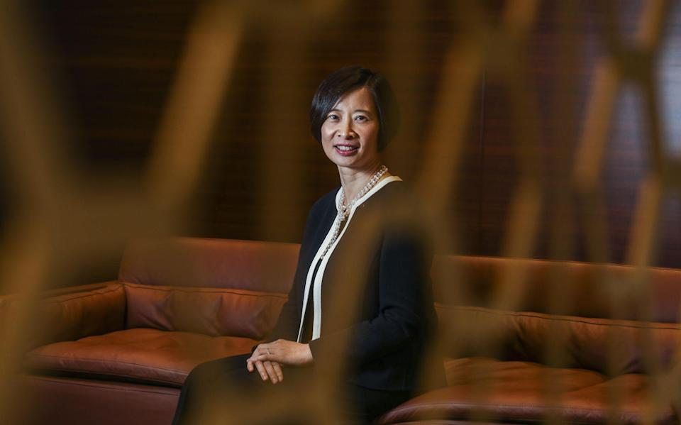 Angel Ng Yin-yee, CEO of Citi Hong Kong and Macau, said Hong Kong remains a key strategic market for Citigroup as it expands its wealth business in the city. Photo: Xiaomei Chen