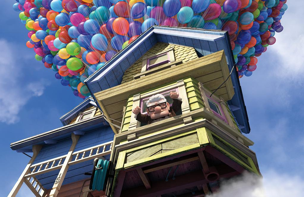 """Carl in Walt Disney Pictures' presentation of Pixar's <a href=""""http://movies.yahoo.com/movie/1810014785/info"""">Up</a> - 2009"""