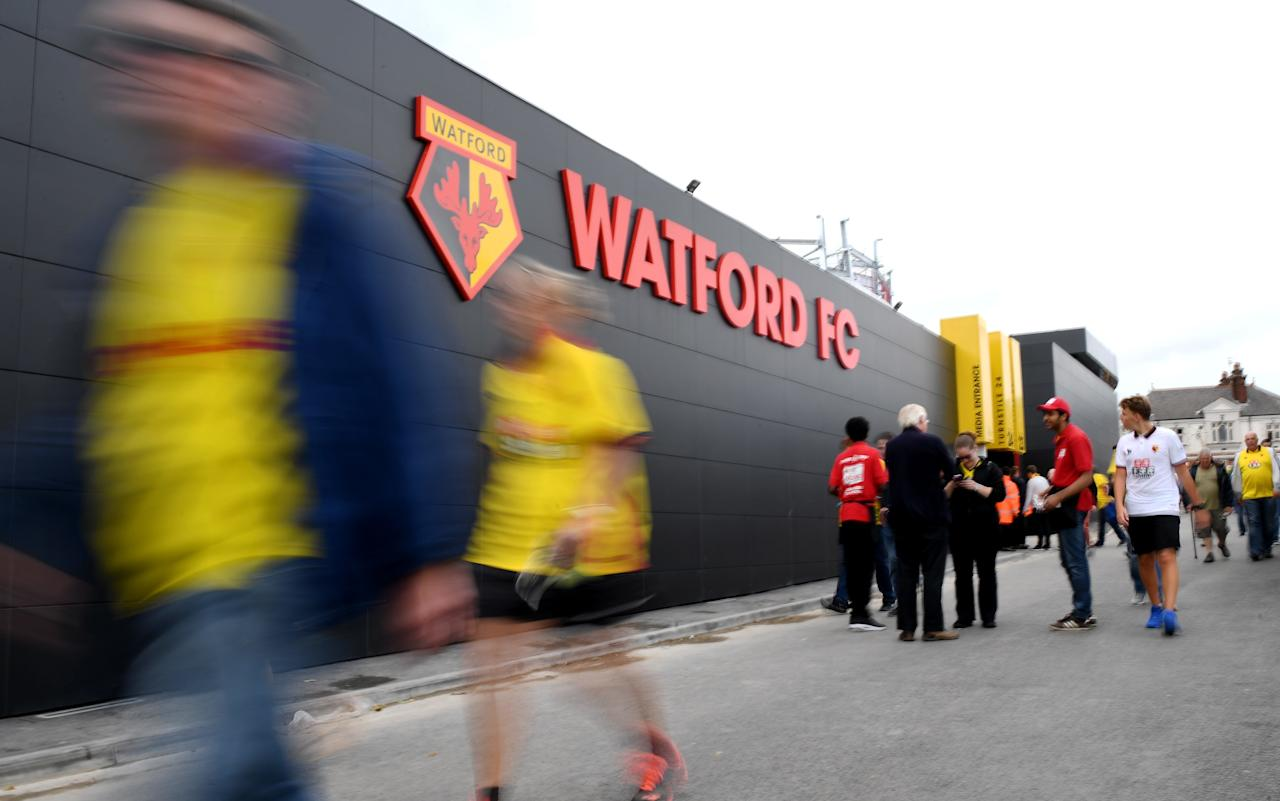 "Watford have been fined almost £4 million after admitting supplying falsified financial information to the football authorities. The Premier League club have been punished for submitting a forged banking letter – the existence of which was exclusively revealed by Telegraph Sportin October – when Gino Pozzo became their sole owner. The faked filing, provided as proof Pozzo had enough funds to bankroll Watford, allowed the Italian to take full control of the Hertfordshire club. Fabricated to appear as though it was written by HSBC, one of the world's largest banks, the letter was submitted to the Football League (now EFL) shortly before the club's 2014-15 promotion-winning campaign. A copy of the document was obtained by the Telegraph, which it passed on both to HSBC and the police after alerting the EFL, sparking an internal investigation by Watford and a 10-month inquiry by the governing body. The club pleaded guilty to filing the letter and have been fined £3.95m - the largest ever EFL financial penalty - by a disciplinary commission and ordered to pay an additional £350,000 in costs. The fine would have been even larger - £5.75m - but it was cut by £1.8m in mitigation after Watford were deemed to have fully cooperated with an independent investigation and had met their financial commitments in full. Raffaele Riva, who resigned as the club's executive chairman a week after the Telegraph revealed he had secured the faked letter, was on Thursday night facing separate disciplinary action from the EFL over the affair. The inquiry found no evidence Pozzo himself had any knowledge a forgery had been obtained or submitted on his behalf, despite it allowing him to succeed his father, Giampaolo, as the club's ultimate beneficial owner in the summer of 2014. The fabricated document stated that the holding company which owns Watford, Hornets Investment Limited, had sufficient financial resources with the bank for it to issue ""a cash-backed unsecured bank guarantee up to the amount of £7 million"" during the 2014-15 season. The letter was headed HSBC 'Premier', an arm of the bank that did not even deal with corporate customers, while a source told the Telegraph Hornets Investment had never been a customer of HSBC. The Pozzo family at Vicarage Road Credit: GETTY IMAGES The faked document was one of two obtained by the Telegraph dated a week apart and worded almost identically. Riva secured the letters from an associate, who, according to information received by the Telegraph, denied any intention for them to be used in any formal filing. A week before resigning, Riva issued a statement in which he said he said he had no knowledge he had been provided with a forgery until informed by the Telegraph. Saying he had not worked with the associate since the end of 2015, he added: ""For two years, I had no reason to believe the letter was anything but genuine. ""Indeed, since the letter was submitted to the EFL, Hornets Investment Limited have put into the club over three times the amount specified in the proof of funds letter. ""It has come as a huge shock to be notified there are doubts over the veracity of the letter."" Watford would not comment in October on precisely who else at the club saw the document before it was submitted, and accepted by the Football League, amid serious questions about exactly what checks took place to validate it. 19 EFL players Premier League clubs could sign Before the fake HSBC letter was filed, Watford submitted a two-year-old document from Credit Suisse – with which Hornets Investment did bank – that was rejected by the league as proof of funds because it was out of date. Gino Pozzo was aware of the knockback, as was the club's chief executive Scott Duxbury - who succeeded Riva as chairman - although the inquiry found no evidence he or anyone else at the club had any knowledge of the forgery. The inquiry also found no evidence Pozzo did not have sufficient funds to satisfy the league over the change of ownership, with Watford deemed to have obtained no competitive advantage by submitting a falsified document. No evidence was found of other irregularities in Watford's submissions to the EFL. 19 EFL players Premier League clubs could sign There is no known precedent in professional English football for the filing of forged documents, although Chesterfield were docked nine points in 2001 for financial irregularities, including falsifying gate receipts and giving a player two contracts."