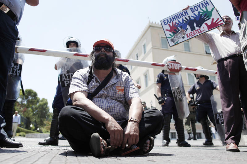News Summary: Greece gets extension for staff cuts