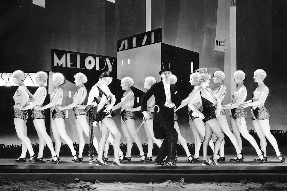 The Broadway Melody (credit: MGM)