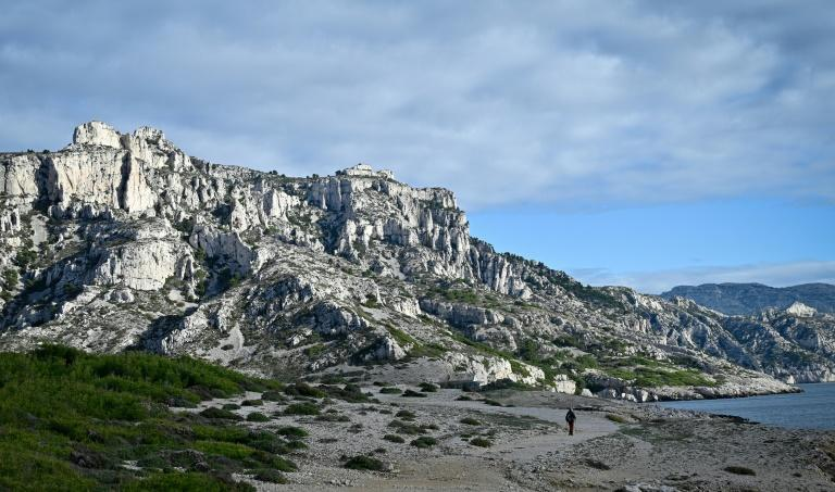 The Calanques National Park, near France's second city of Marseille, attracted about three million visitors last year, up from at least two million the previous year