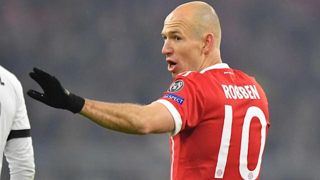 Arjen Robben was unhappy about not starting Bayern Munich's recent win over Besiktas, but coach Jupp Heynckes is at ease over the situation.