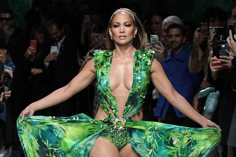 """Ich bin die Beste"", sagt Jennifer Lopez. (Bild: Getty Images)"