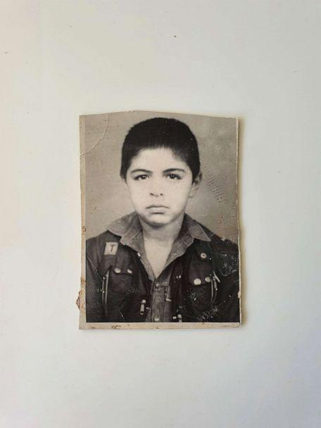 PHOTO: Arian Waheed in a photo from his childhood in Afghanistan. (Courtesy Arian Waheed)