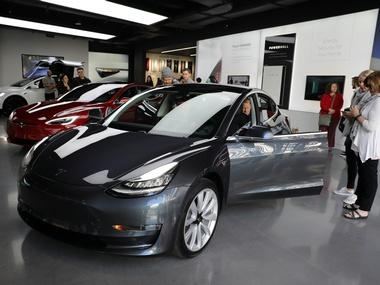 Influential US magazine Consumer Reports recommends Tesla's Model 3 sedan after it received a braking fix