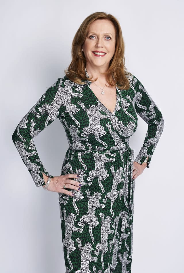 Jenny Campbell quit the show