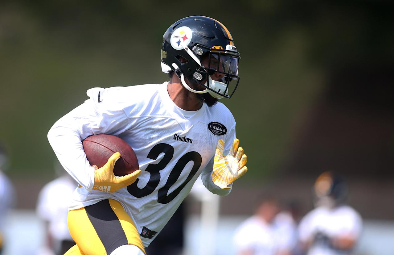 Fantasy Football RB Draft Ranks: Is James Conner being undervalued?