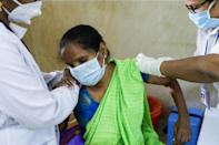 India has rapidly rolled out vaccinations with the ambitious goal of inoculating 300 million people by July