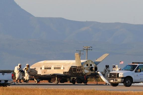 China May Be Suspicious of US Air Force's X-37B Space Plane