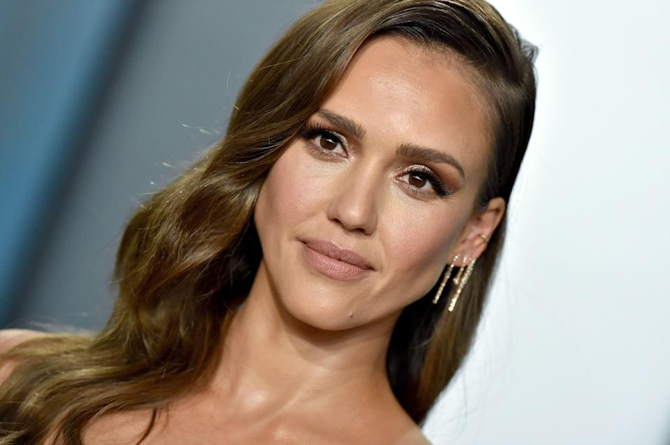 """<p>Jessica Alba has been #healthgoals since pretty much forever, and she's repeatedly made it clear that she has a practical approach to staying healthy. Sure, she works out, but she doesn't over do it. And yeah, she eats well, but she also makes room for treats. As the actress <a href=""""https://www.instagram.com/p/COOjJLgFhWS/"""" rel=""""nofollow noopener"""" target=""""_blank"""" data-ylk=""""slk:celebrates hitting 40,"""" class=""""link rapid-noclick-resp"""">celebrates hitting 40, </a>here's her approach to wellness. </p>"""
