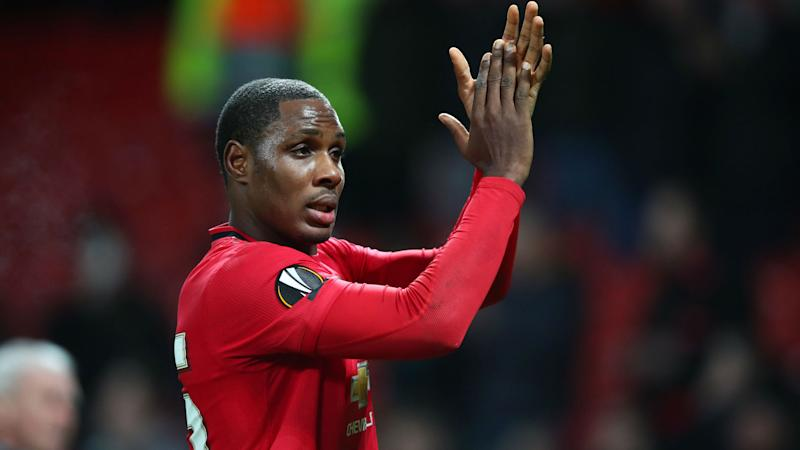 Ighalo 'proud' of Manchester United's 2019-20 Premier League season